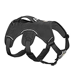 Durable dog harness for rugged environments, Full range of motion for hiking, trail running, climbing and search-and-rescue, Built for lifting and assisting dogs over obstacles, Perfect for Jack Russell terriers, Yorkshire terriers and similar sized ...