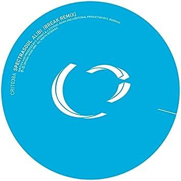 Alibi (Break Remix) / Organiser