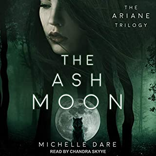 The Ash Moon audiobook cover art