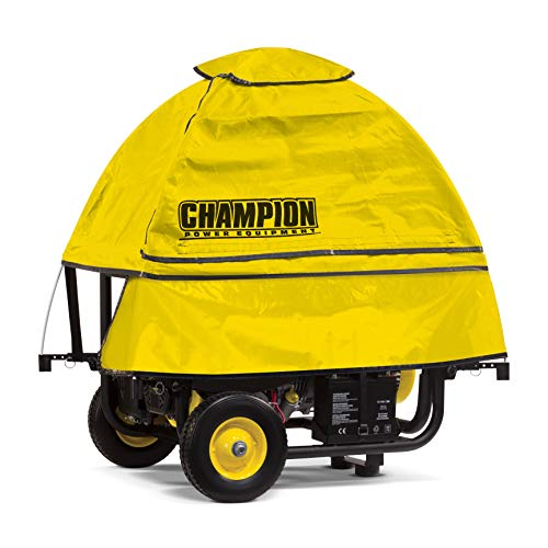 Champion Storm Shield Severe Weather Portable Generator Cover by GenTent for 3000 to 10,000-Watt...