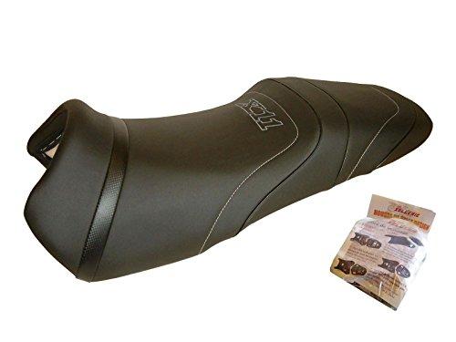 Top Sellerie - Funda de sillín de diseño para Honda X11 [1999-2003]