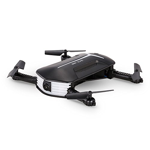 Goolsky JJR/C H37 Mini 6-Axis Gyro Baby Elfie WiFi FPV 720P Camera Quadcopter Foldable G-Sensor Mini RC Selfie Drone
