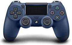 Precision control: The feel, shape, and sensitivity of the Dualshock 4's analog sticks and trigger buttons have been enhanced to offer players absolute control for all games on PlayStation 4 Sharing at your fingertips: The addition of the share butto...