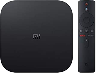 Xiaomi Mi Box S MDZ-22-AB Dispositivo en Tiempo Real