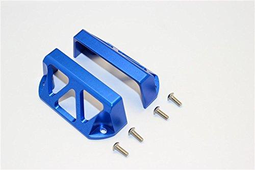 Aluminum Servo Protector Steering Servo Guards Blue for 1/10 Traxxas E-Revo 2.0 E-Revo Revo Summit Slayer Pro 4x4 5315
