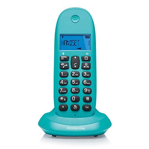 Motorola MOT31C1001TU, Teléfono Inalámbrico