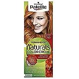 Schwarzkopf Palette Naturals Color Creme - Tono 8.77 cabello Cobrizo Intenso - Coloración Permanente – Óptima cobertura de canas – Colores naturales