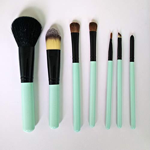 Le maquillage des poils animaux MPKHNM 7 brosse des outils de haute qualité en PU pour le maquillage en maquillage