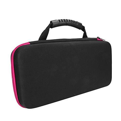 Ladieshow Trådlös plattång förvaringsbox frisörskydd fodral för Dyson Corrale