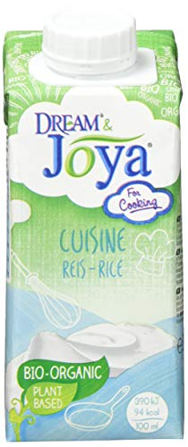 DREAM Reis Koch Creme - Koch Creme auf Reisbasis | glutenfrei | vegan - 15er Pack (15 x 200ml)