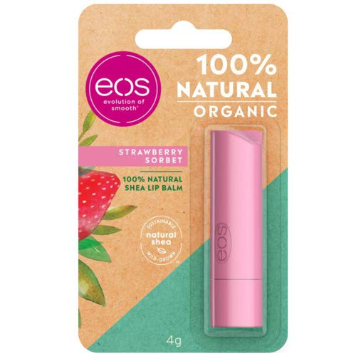 Eos Strawberry Sorbet Stick, 1x4g