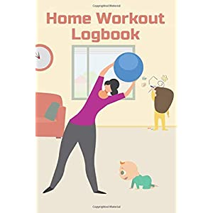 Postnatal Fitness Tracker | Home Workout Logbook: Postnatal gift for women | | Strength And Resistance Training | Postnatal fat burner | Postnatal ... the new mother | New mom survival kit 5