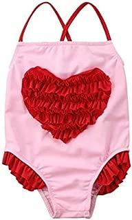 Maillot de corps 0 /à 24 mois rose rose//rayures 0-3months B/éb/é BabywearUK fille