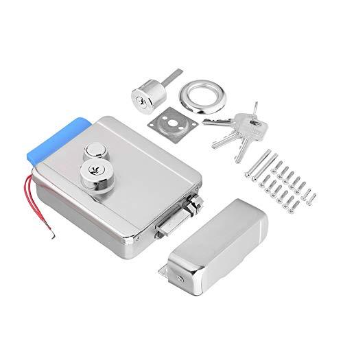 Cerradura eléctrica de Seguridad, Cerradura eléctrica de la Puerta de Control para el Kit del Sistema de Control de Acceso de la Puerta