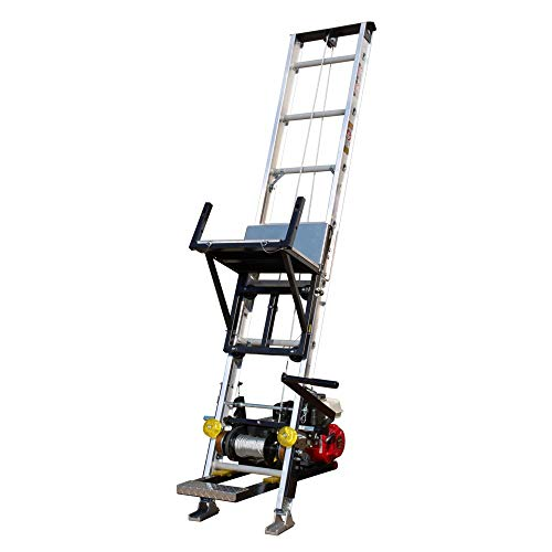 TranzSporter TP250 - 250lb. 28ft. Ladder Hoist - Honda Motor