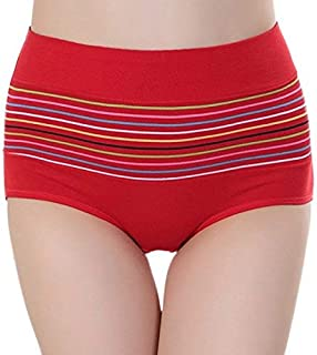 Modish Collection high Waist Panty for Women Streachable/Spandex for Women Single-P_1