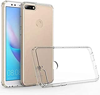 King Kong case For Huawei Honor 7A Pro transparent Case TPU Bumper + Hard PC Clear Phone Cover