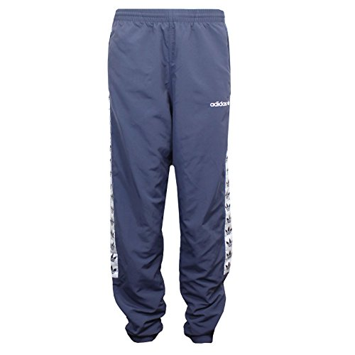 adidas Herren TNT Tape Wind P Sweatshirt, Blue/Azutra/Blanco, XL