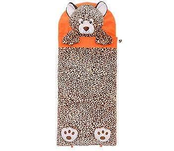 Golden Pyramids Hugfun Kids Animal Bag 2020  Leopard