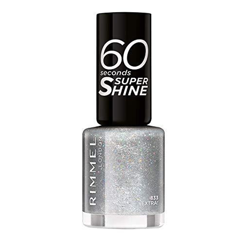 Rimmel Rimmel 60 seconden glitter nagellak extra