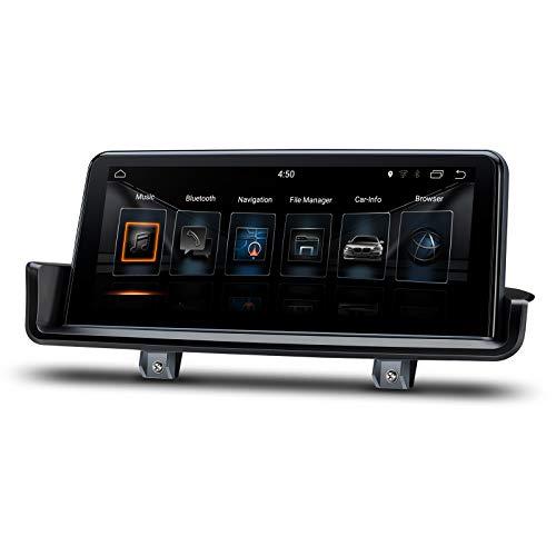 XTRONS 10.25 Zoll Android 10.0 Autoradio 4GB RAM 64GB ROM Auto Multimedia Player mit IPS Touchscreen eingebaute 4G WiFi Qualcomm Bluetooth 5.0 DAB TPMS FÜR BMW 3 Serien E90 E91 E92 E93 Linkslenkung