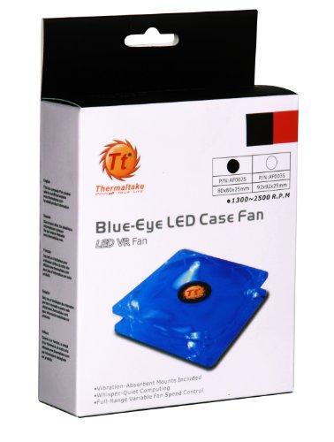 Ventilador Led Azul  marca Thermaltake