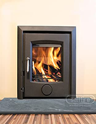 Saltfire Sturminster Multifuel Woodburning Stove DEFRA Approved