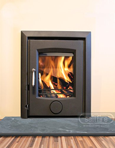 Saltfire Sturminster Multifuel Woodburning Stove DEFRA Approved