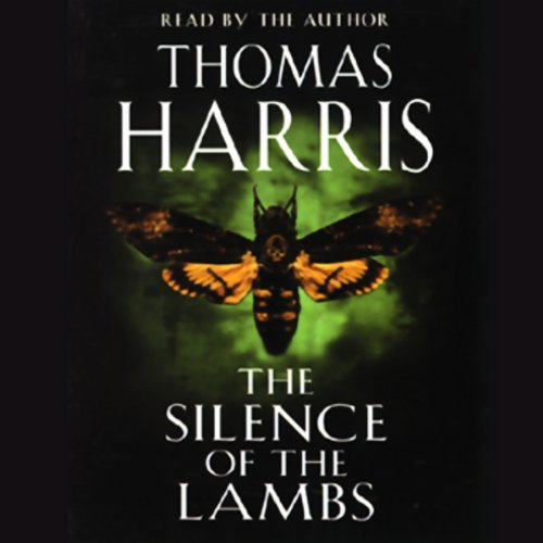The Silence of the Lambs audiobook cover art