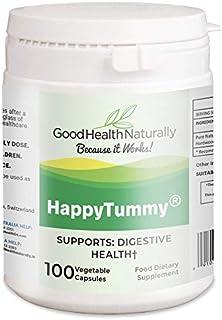 Happy Tummy Charcoal Capsules