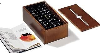 Le Nez du Café : 36 arômes Révélation, magnifique coffret bois, design signé Roger Pfund (en allemand)