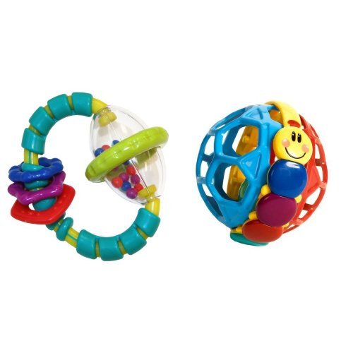 Product Image of the Bright Stars Grab and Spin Rattle