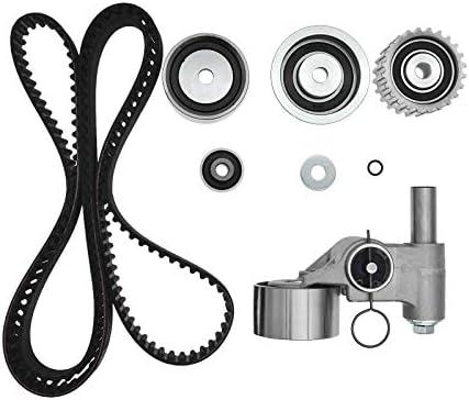 6PCS Engine Dancer Timing Belt Kit Compatible with 1999 2012 Subaru Forester Impreza Outback product image