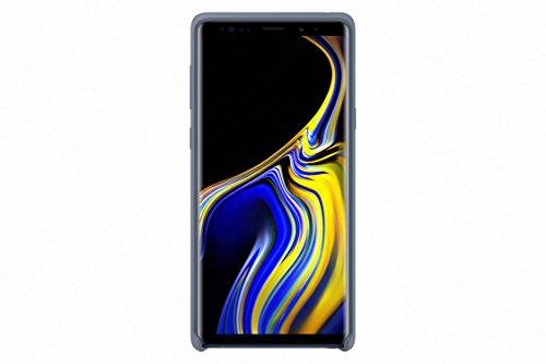 Samsung - Funda de silicona para Galaxy Note 9, color azul- Version española