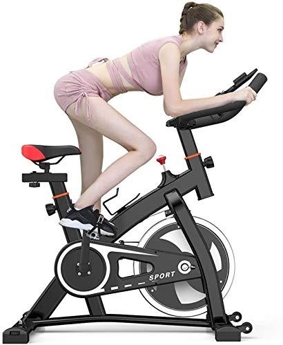 RSBCSHI Inicio Pérdida de Peso Ejercicio Bicicleta Vertical Ejercicio Bicicleta Ejercicio Pedal Bicicleta Interior Equipo Fitness Aererobic Entrenamiento Fitness Cardio Bike (Color : A)