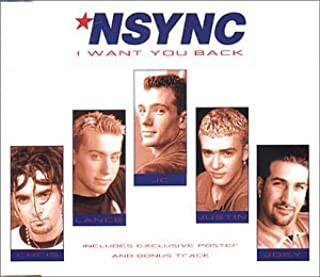 I Want You Back Pt 2 / I Just Wanna Be
