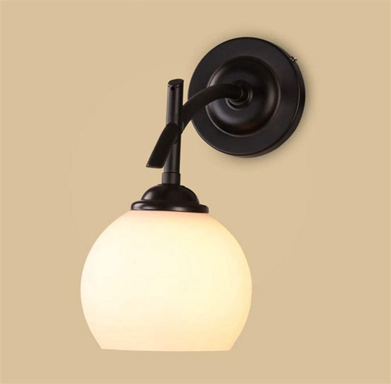 Aussenlampe Wandbeleuchtung Wandlampe Wandleuchte Innen Creative Single Head Kreatives Schwarz