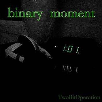 Binary Moment