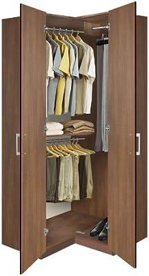 Amazon Com Hobbyn Closet Wardrobe Organizer Portable Bedroom