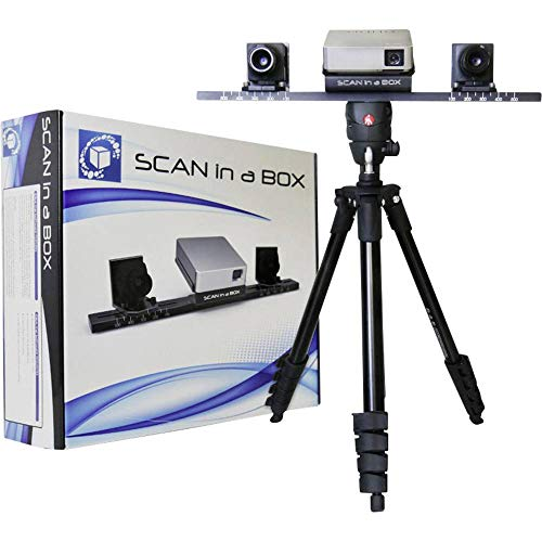 Scanner 3D SCAN in a BOX Structured Light SAB 1 pc(s)