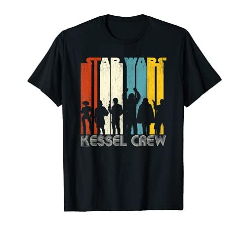 Star Wars Han Solo Movie Kessel Crew Groovy Camiseta