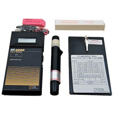 Tri Electronics GT-4000 Professional Electronic Gold Tester (6K - 24K)