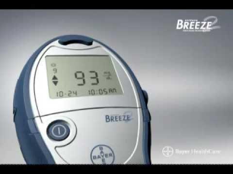 breeze 2 glucose meter - 2
