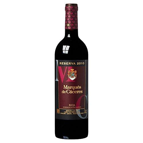 MARQUES DE CACERES vino tinto reserva DO rioja botella 75 cl
