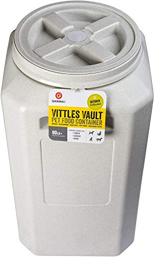 Horse | Gamma2 Vittles Vault Outback 80 lb Airtight Pet Food Storage Container, Gym exercise ab workouts - shap2.com