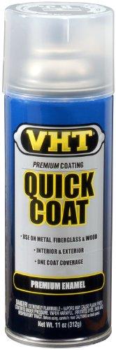 VHT ESP515007 Quick Coat Clear Acrylic Enamel Can - 11 oz.