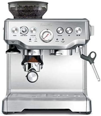 Breville BES870XL Barista Express - Máquina de café espresso, Espresso Machine, L