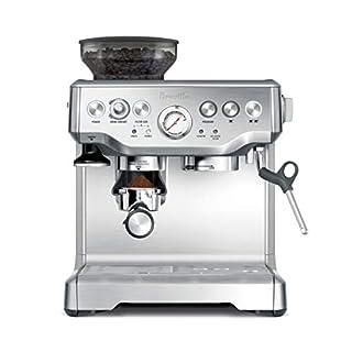 Breville the Barista Express Espresso Machine, BES870XL (B00CH9QWOU) | Amazon price tracker / tracking, Amazon price history charts, Amazon price watches, Amazon price drop alerts
