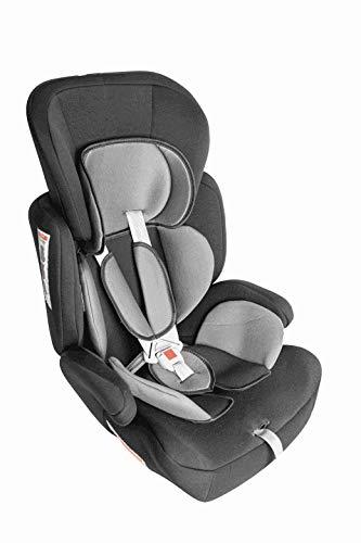 Cadeira para Auto, Styll Baby, Preto e Grafite, 9 a 36 kg