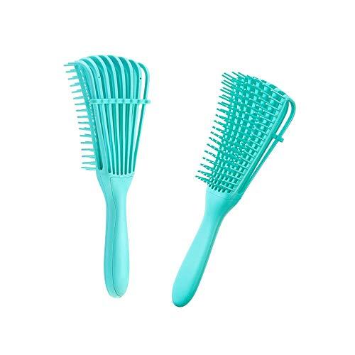 AIITLLYNA Detangling Brush for Natural Hair-detangling Hairbrush for afro hair 3a to 4c Kinky...